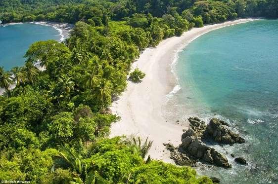 Pantai Playa Manuel Antonio - Manuel Antonio National Park, Costa Rica