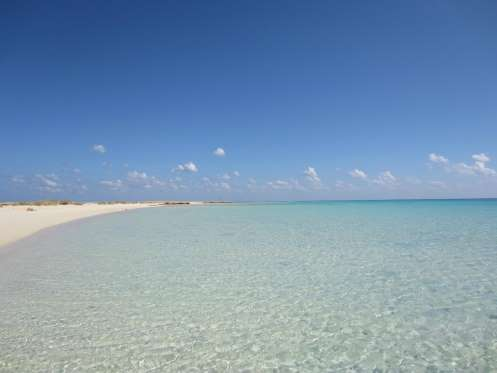 Pantai Sharm El Luli, Mesir
