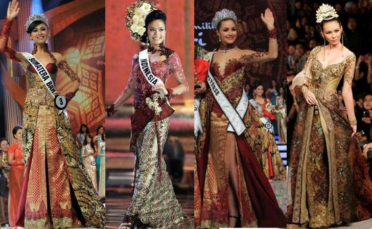 Batik Fashion Dunia - Tribun News