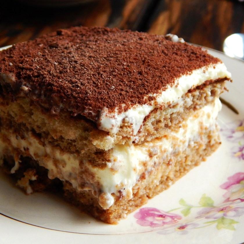 tiramisu receta clasica italiana
