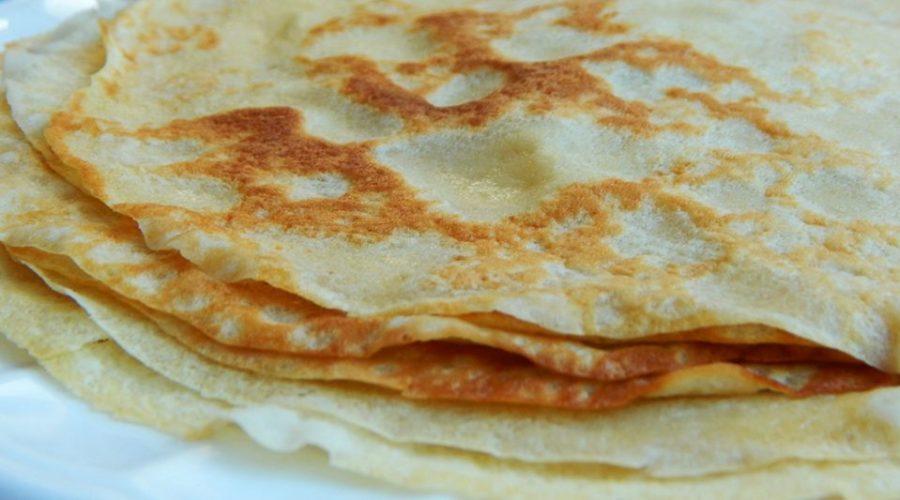 panqueques receta crepe panqueque