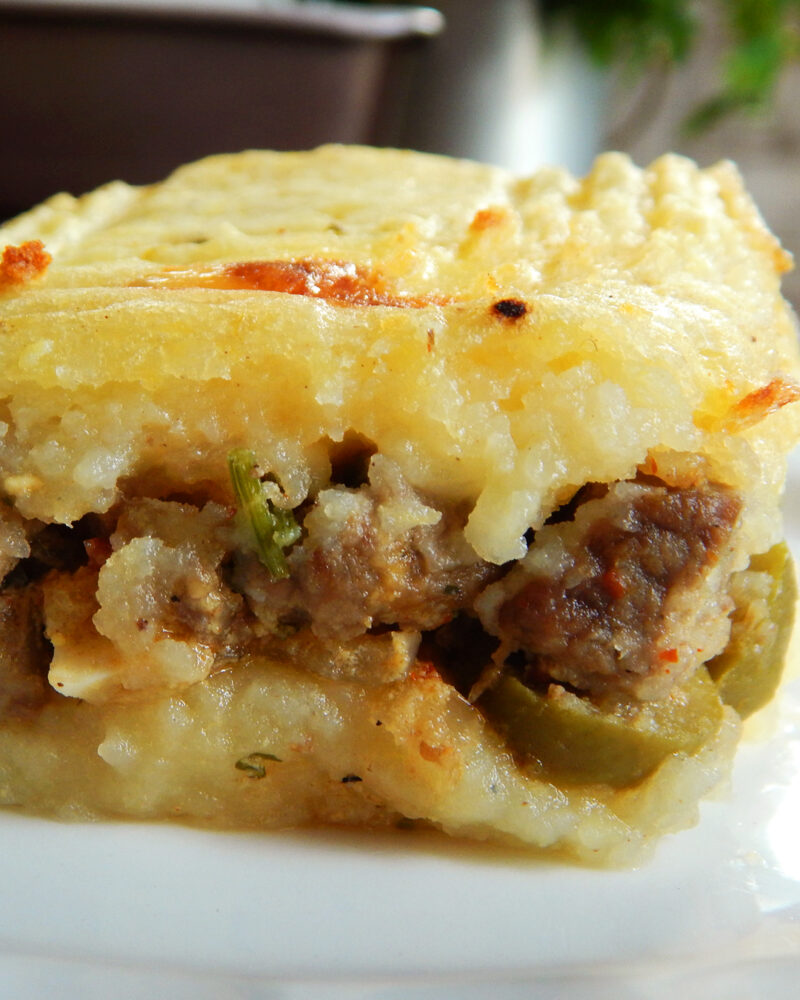 pastel de papas shepherds pie horno