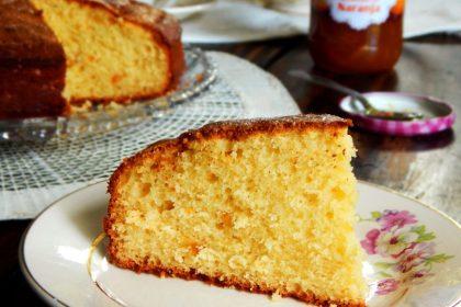 bizcochuelo de naranja torta