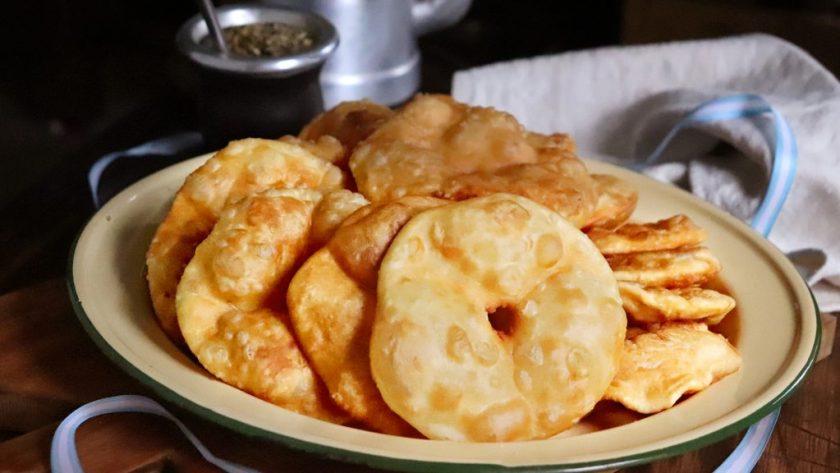 tortas fritas caseras argentinas