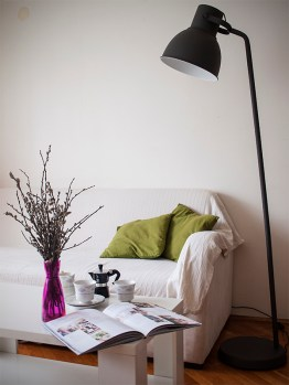 Ikea lampa Hektar