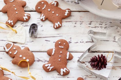 gingerbread man keksi