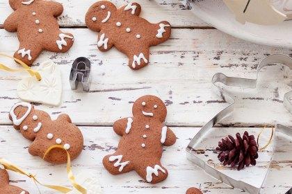 gingerbread man keksi