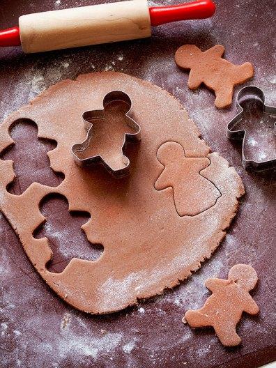 Radimo gingerbread keksiće