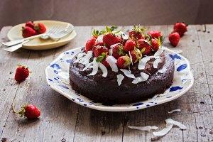 lchf torta bez brašna i dodanog šećera
