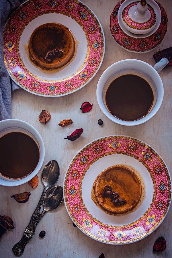 Rožata s kavom