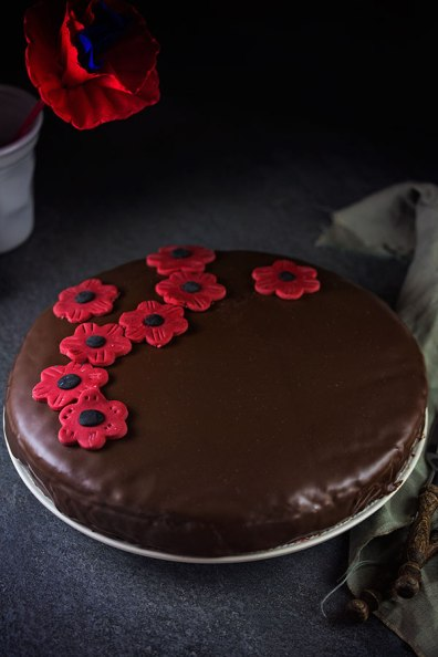 Torta od maka i marcipana