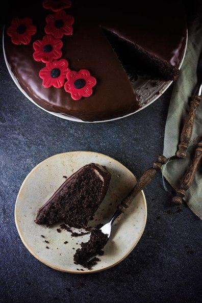 Torta s makom