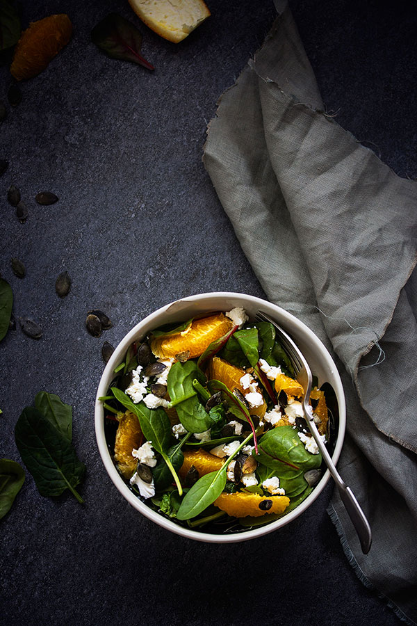 Zimska salata