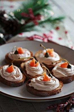 Bruschette - Božićna kuharica