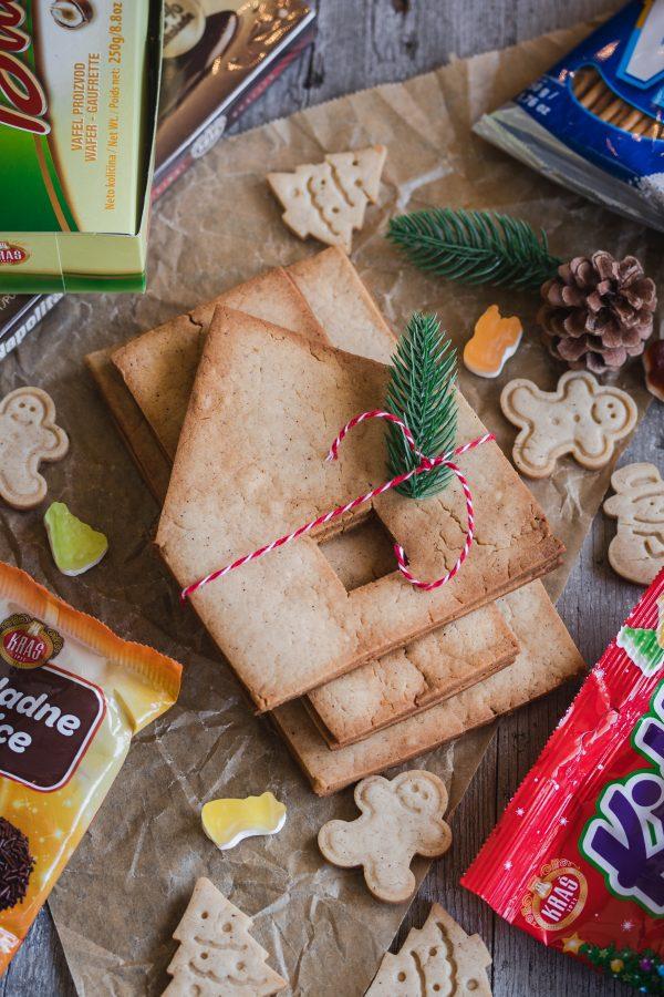 Izrada gingerbread kućice