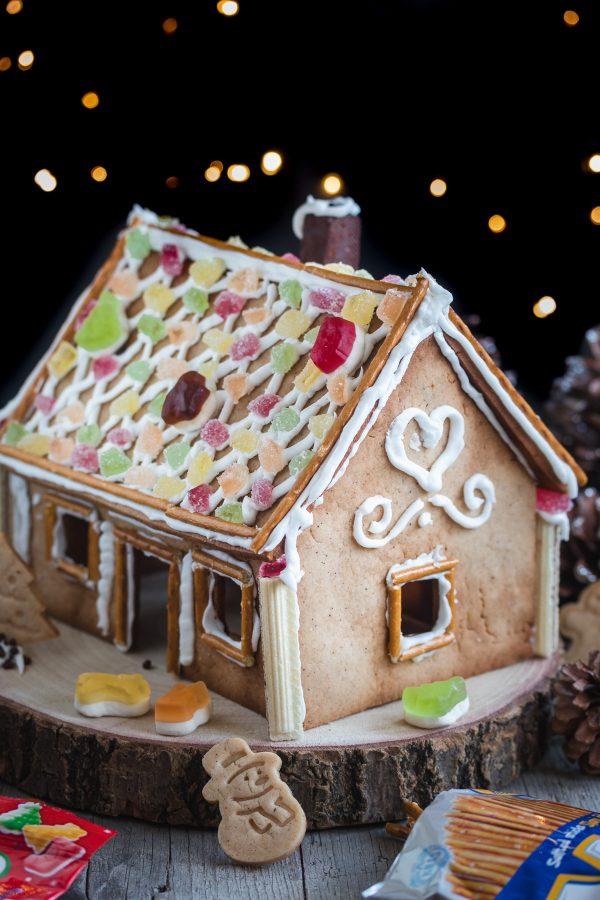 Kraševa gingerbread kućica