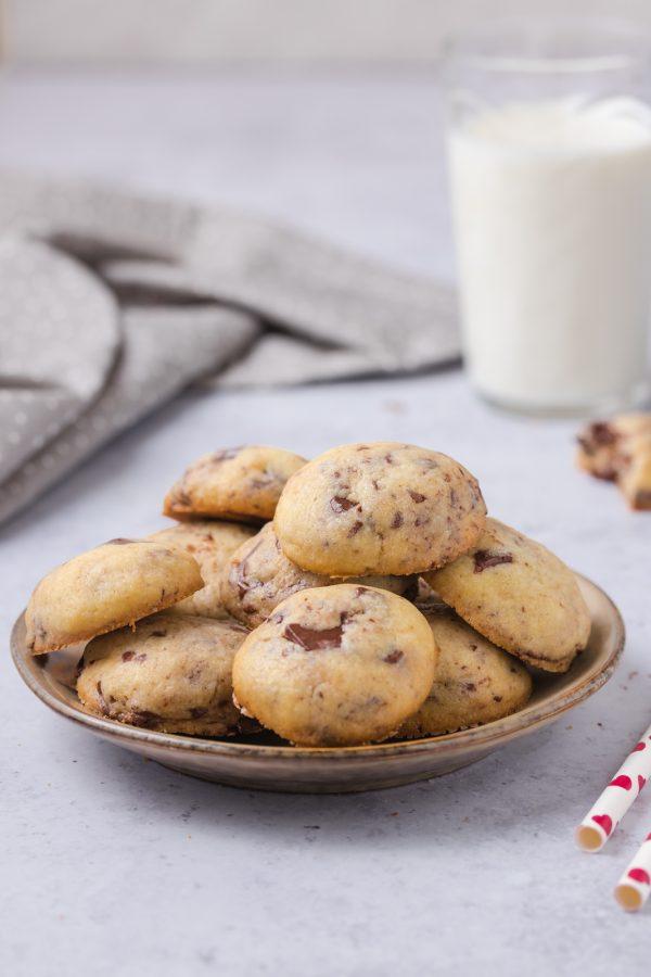 Krašuljci - keksi s komadićima čokolade