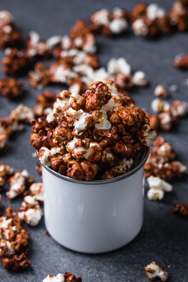 Hrskave kokice u karameli