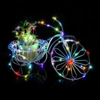 2M 20 led battery led string light 3pcs AA Battery ...