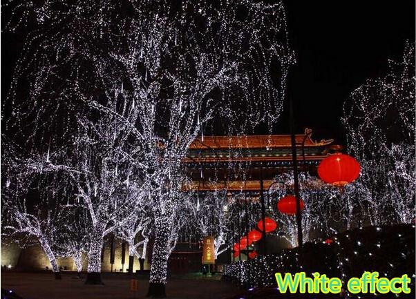 30M 300 LED String Lighting Wedding Fairy Christmas Lights Outdoor Twinkle Decoration Tree