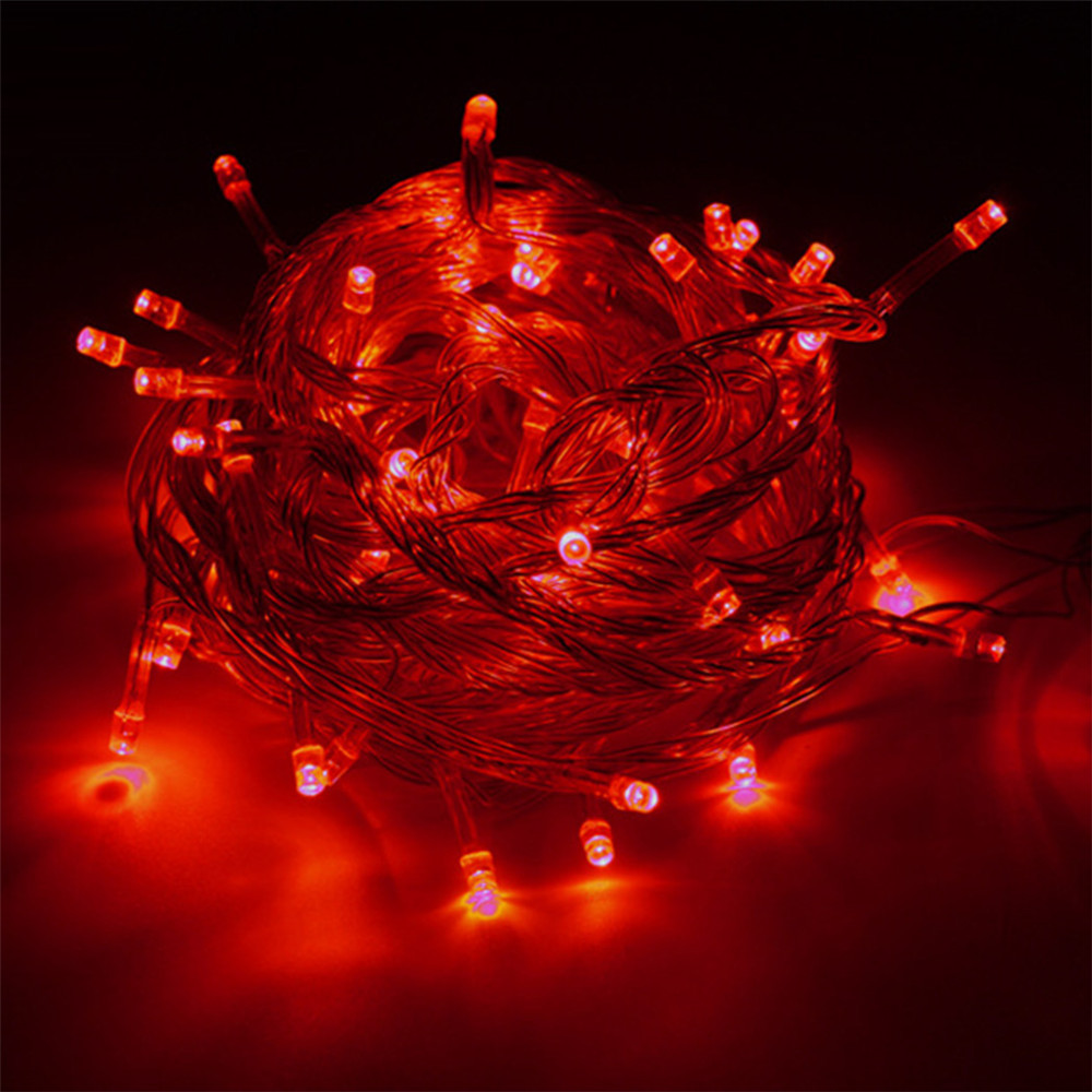 Outdoor Waterproof Led String Light 10M 100led AC110V or