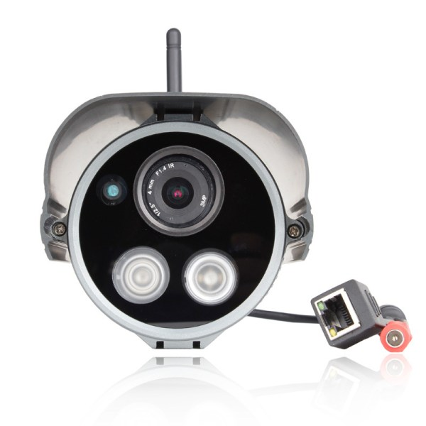 1080p Wireless Ip Camera Wifi 32ch Nvr System 4tb X8 Hdd Ir Night Vision Outdoor Cctv