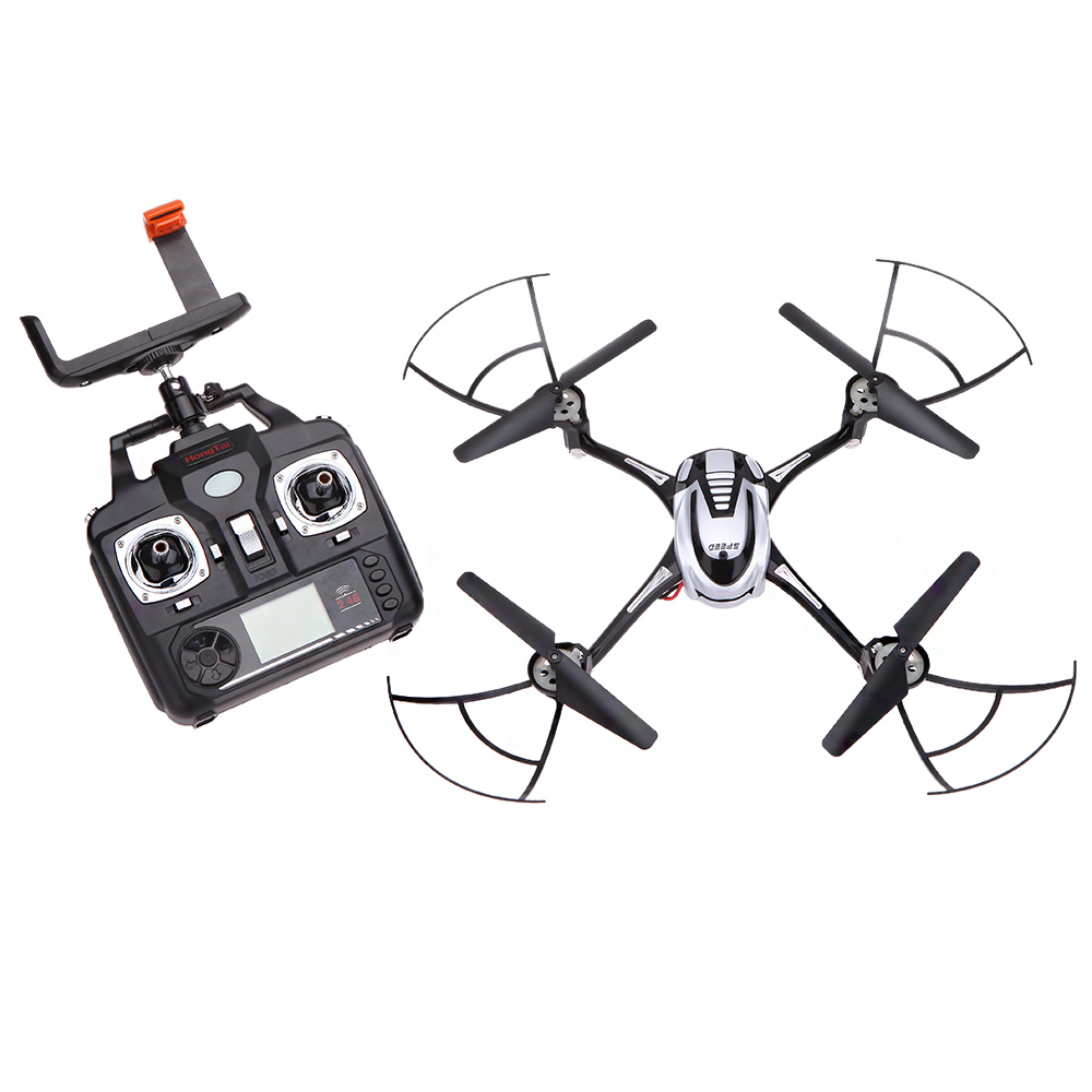HT F802C 6-Axis Gyro 2.4G 4CH WIFI FPV RC Quadcopter drone