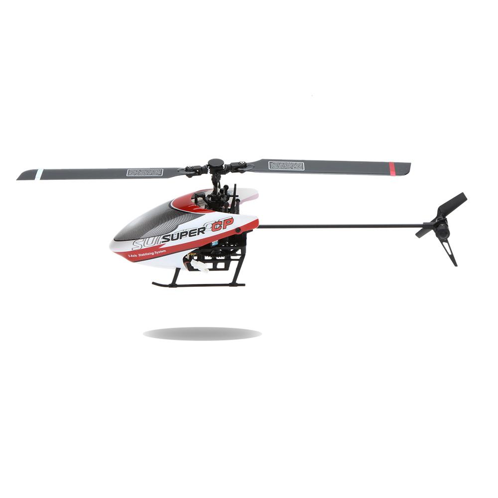 Original Walkera Super CP 2.4G 6-CH 3D 3-Axis Flybarless