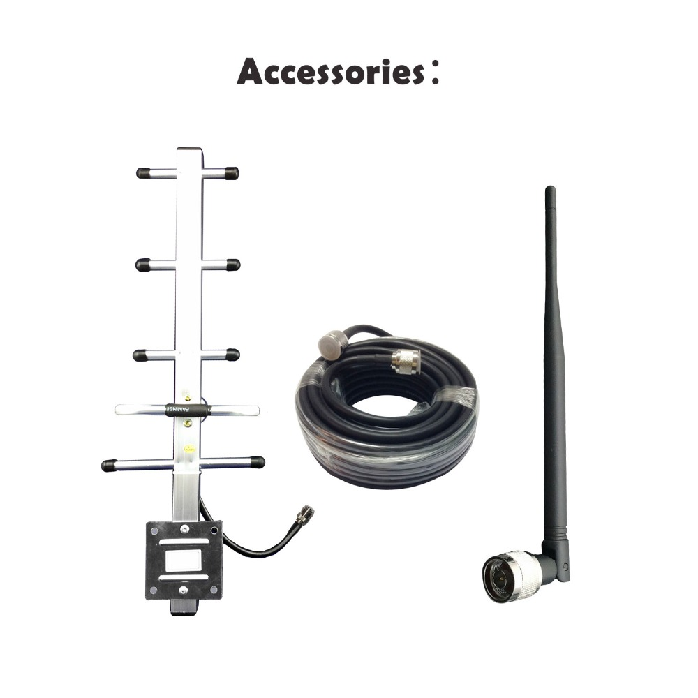 New GSM 900 Booster Antenne GSM 900 mhz 65db Gain Mini