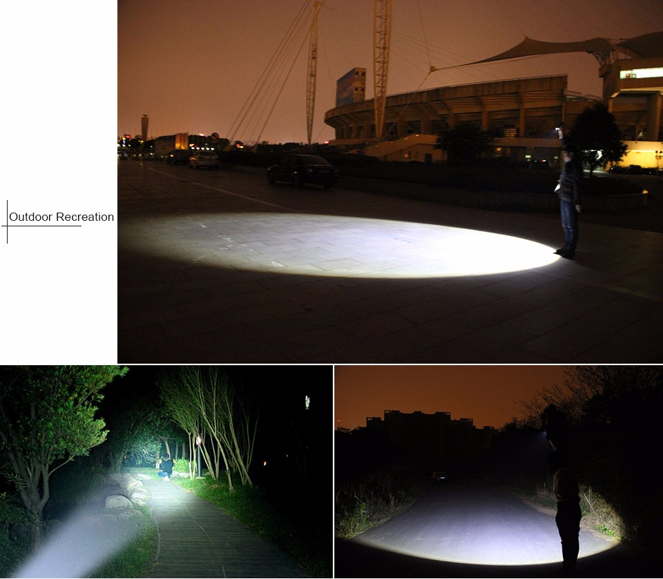 Led Torch Light Circuit Electrical Engineering Pics