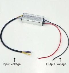 1x 50w 1 5a ac 85v 265v to dc 24v 38v led driver power adapter floodlight lighting transformer switch supply ip67 waterproof [ 1000 x 1000 Pixel ]