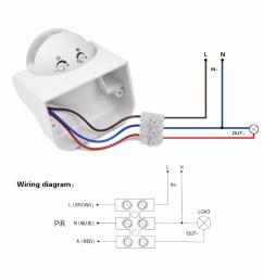 lsx engine information probe wiring diagram diy pir infrared motion sensor switch smart security led [ 1000 x 1000 Pixel ]