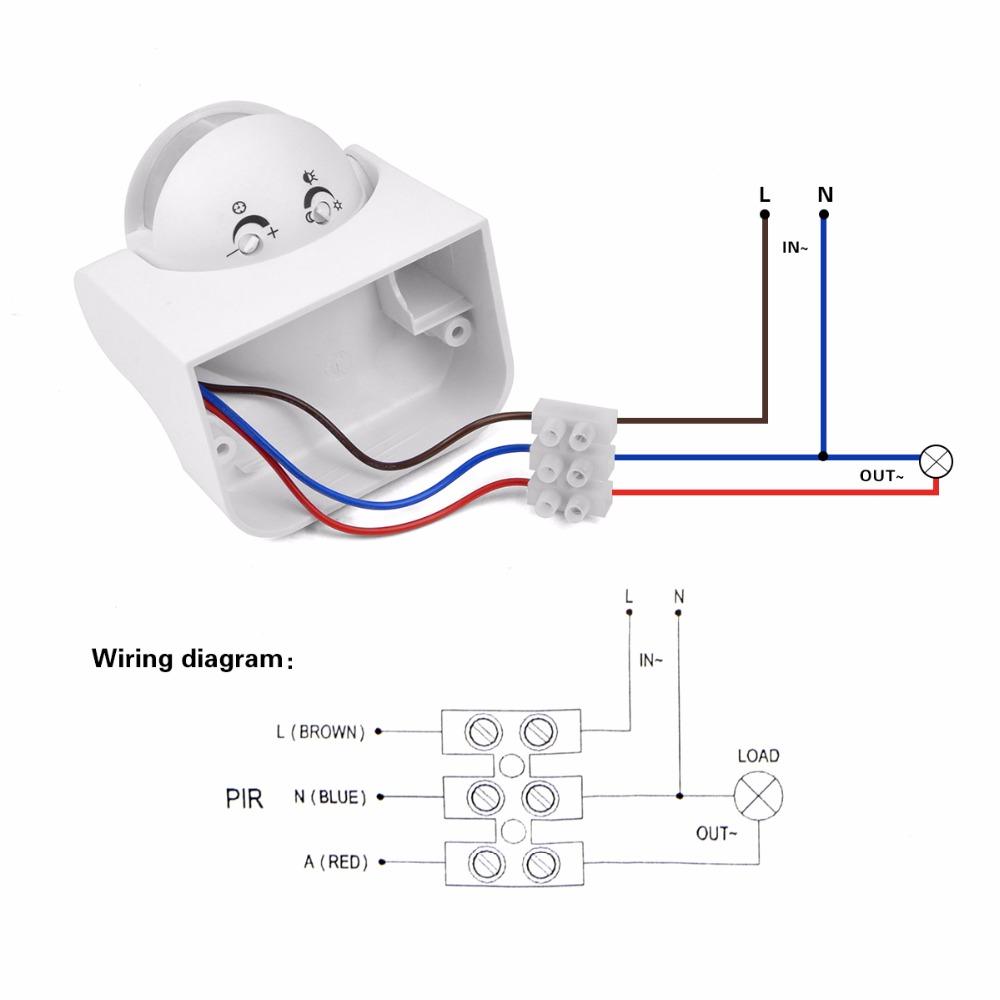 medium resolution of lsx engine information probe wiring diagram diy pir infrared motion sensor switch smart security led