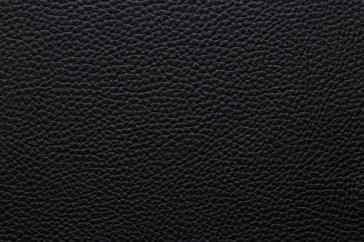 Natural dark black leather texture Natural pattern