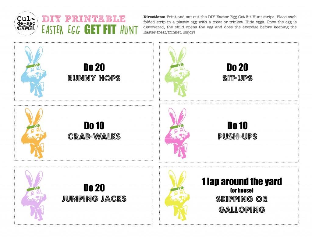 5 Cool Amp Creative Easter Egg Hunts