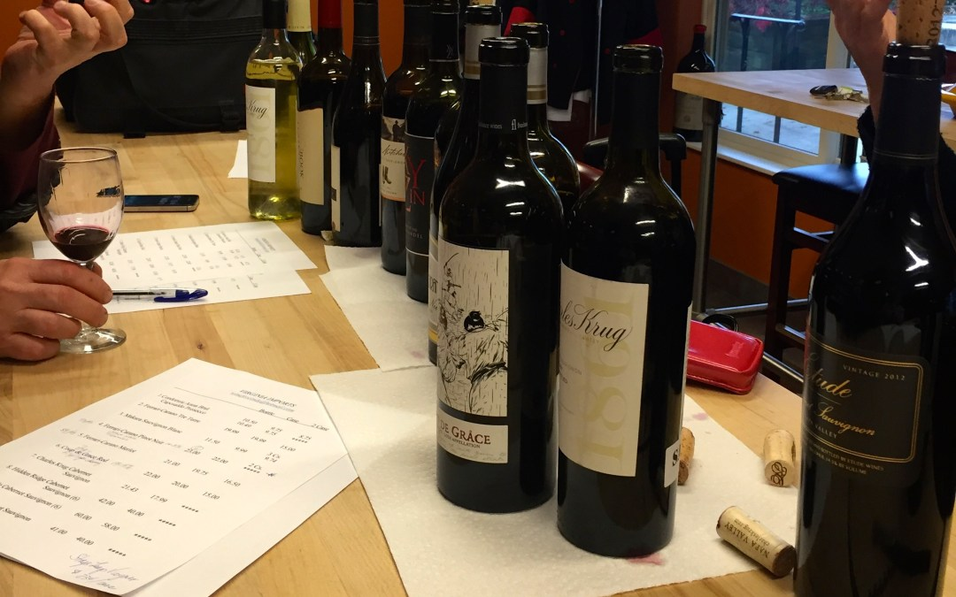 It is Wednesday Somewhere – Wine Review