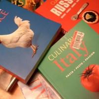 culinaria cookbooks