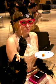 Culinarian featured a costume contest for the best dressed!