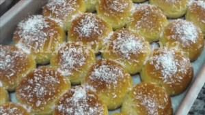 Pão doce tradicional especial fácil