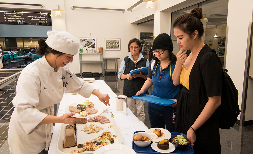 Home  Culinary programs at Seattle Central College
