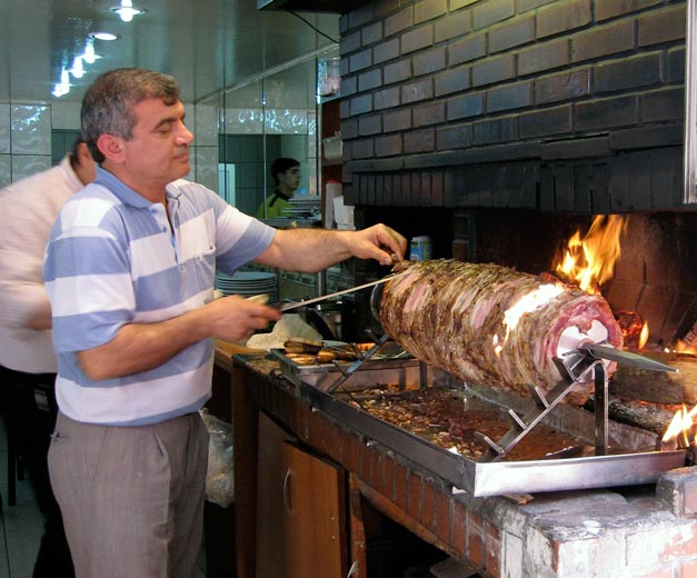 Excellent Ca Kebab in Sirkeci  Culinary Backstreets