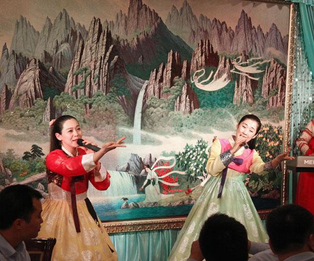 A Taste of North Korea in Shanghai  Culinary Backstreets