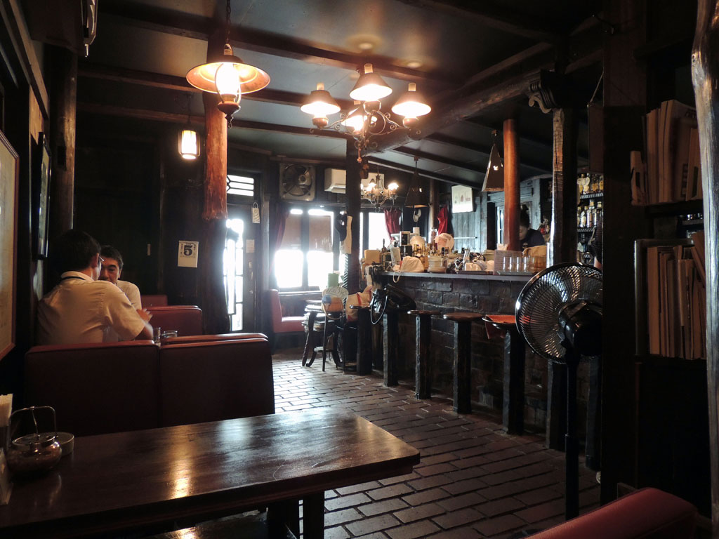 Kissaten Tokyos Traditional Coffee Houses  Culinary Backstreets