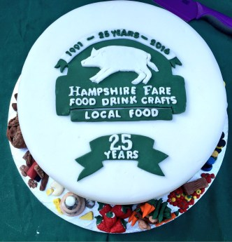 Hampshire Food Festival 2016