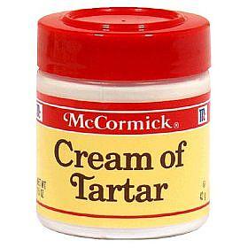 McCormick's Cream of Tartar