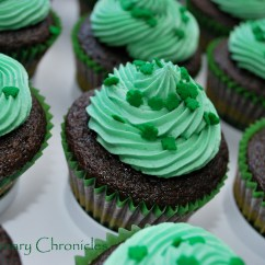 Kitchen Racks American Standard Porcelain Sink Happy St. Paddy's Day: Guinness Chocolate Cupcakes W ...