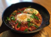 Shakshouka Middle-Eastern Egg Bake