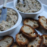 Sardine and mackerel rillettes (the easiest apéro you'll ever make)