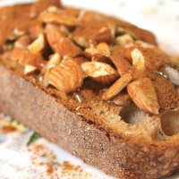 Power Toast for a quick and healthy breakfast