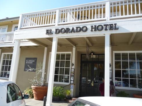 El Dorado Kitchen in Sonoma  Culinary Getaways Sherry Page